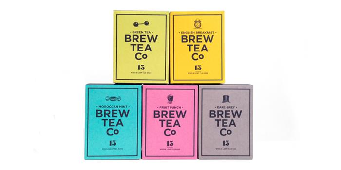 Brew Tea Co. Whole Leaf Tea