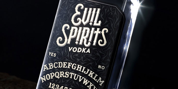 Evil Spirits Vodka