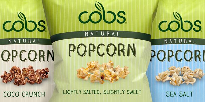 Cobs Natural Popcorn