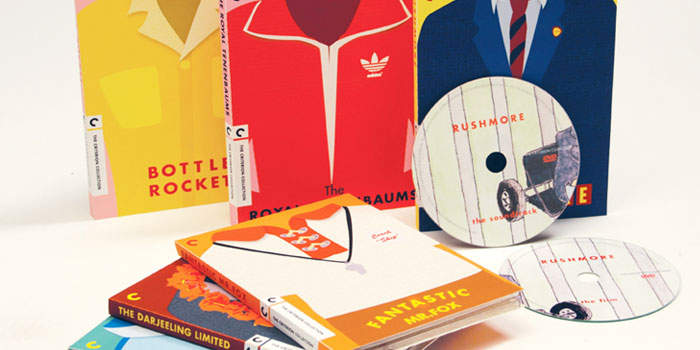 Student: Wes Anderson Special Collector's Edition