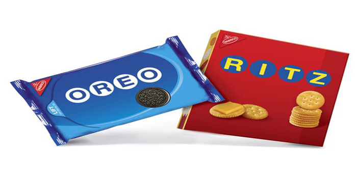 Vintage Packaging Retro Oreo & Ritz 2009