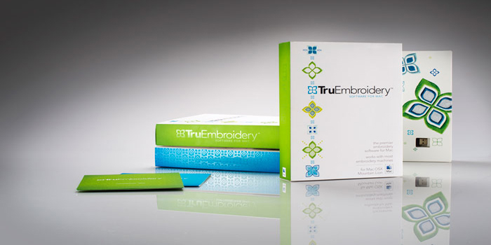 TruEmbroidery™ Software for Mac