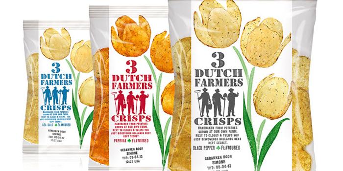 3 Dutch Farmers
