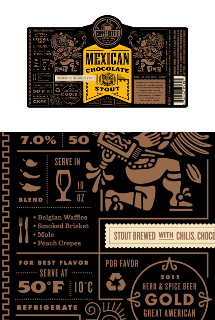 Mexican Chocolate Stout 5