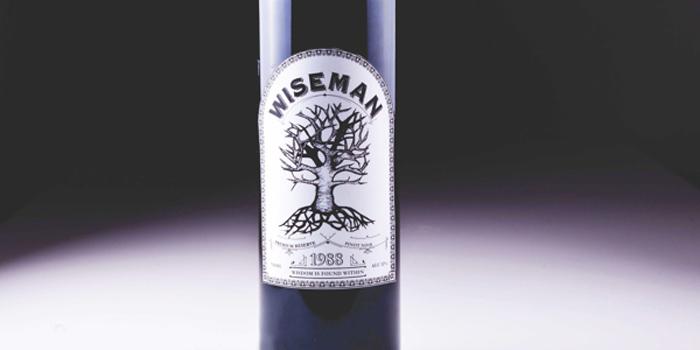 Wiseman Wine Label