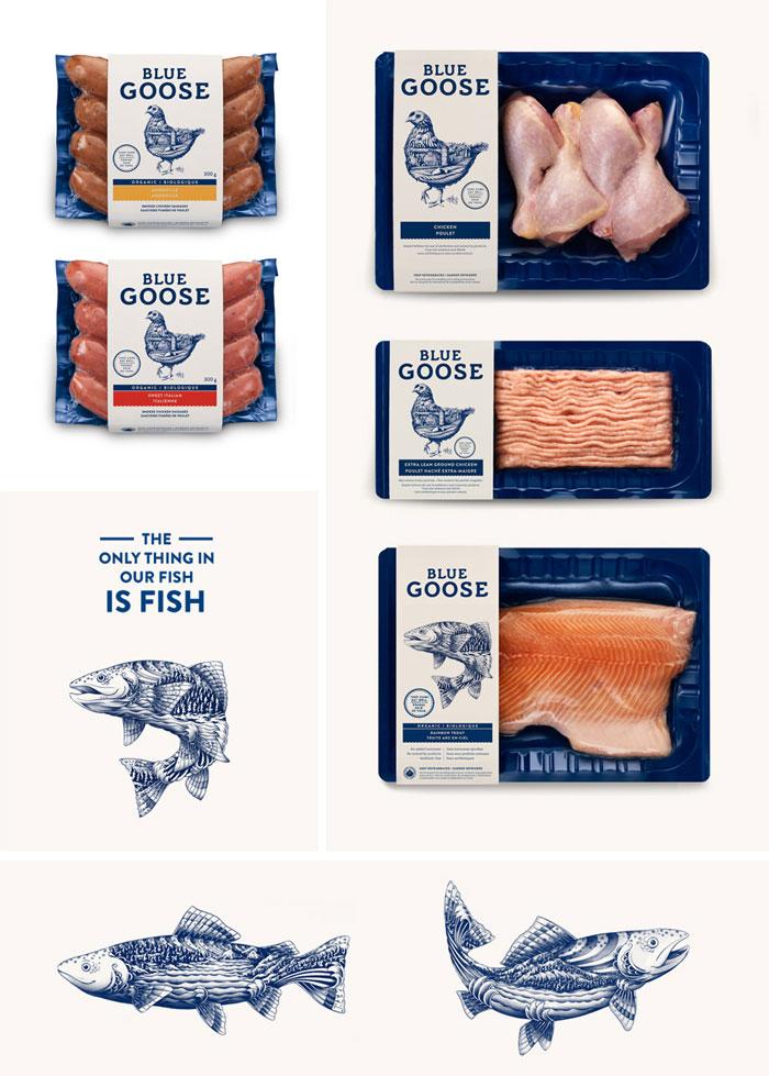 Blue Goose Pure Food 7