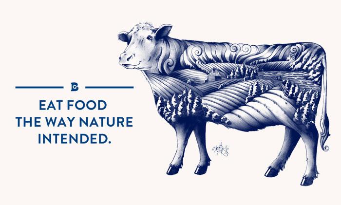 Blue Goose Pure Food 9