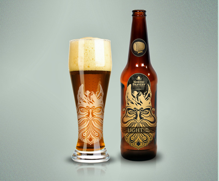 Nordic Bravery Beer2