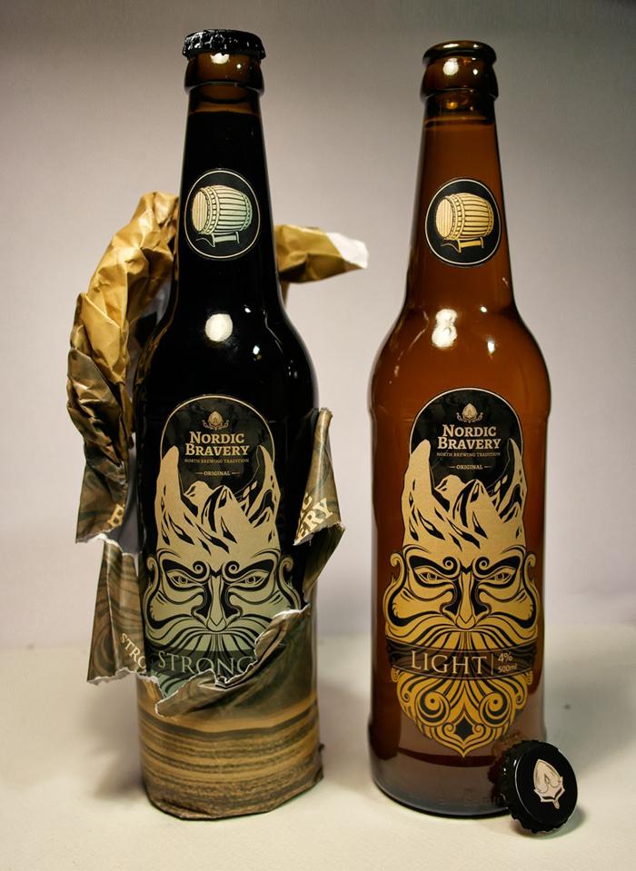 Nordic Bravery Beer6