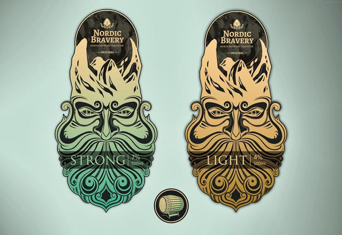 Nordic Bravery Beer7
