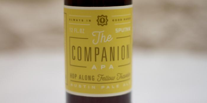 The Companion Ale