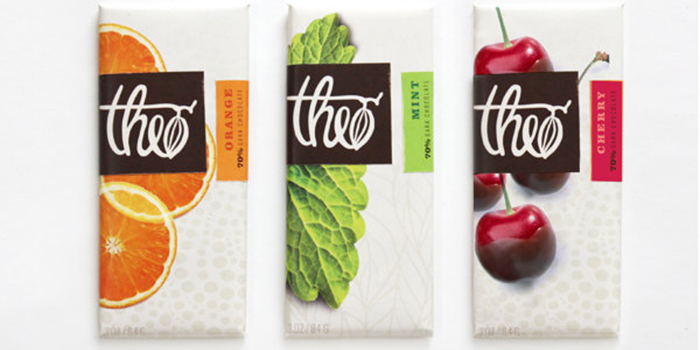 Theo Chocolate Daily Package Design InspirationDaily Inspiration