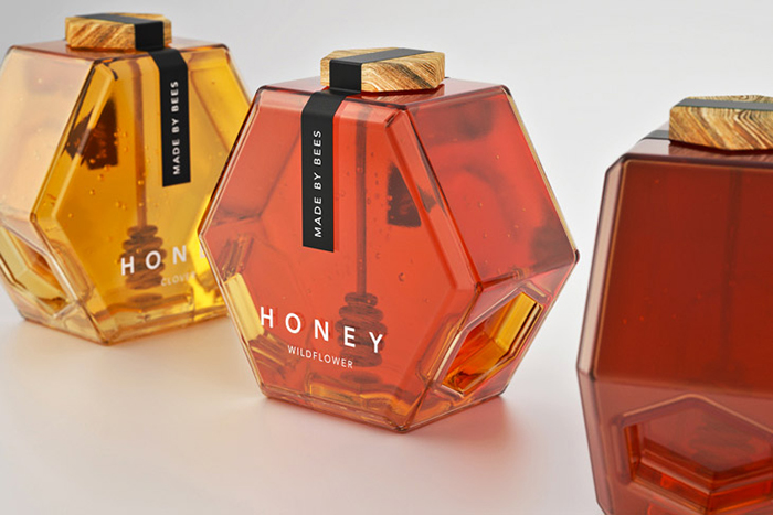 Hexagon Honey3