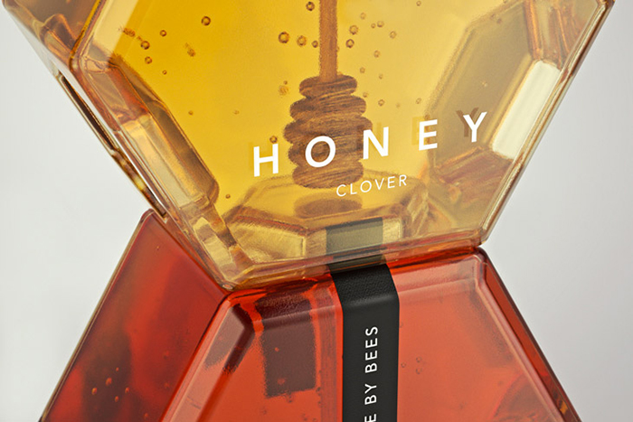 Hexagon Honey4