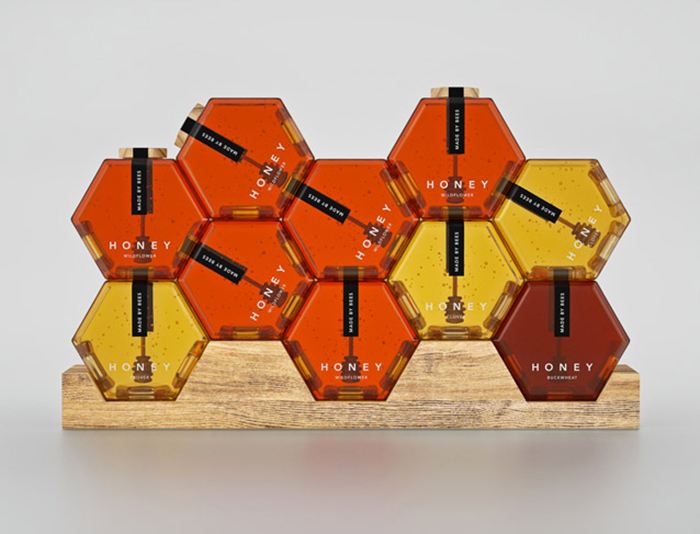 Hexagon Honey5