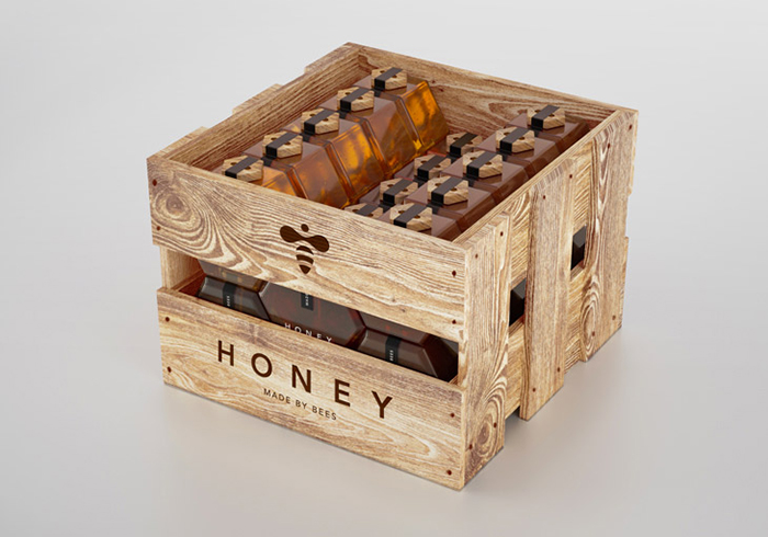 Hexagon Honey6