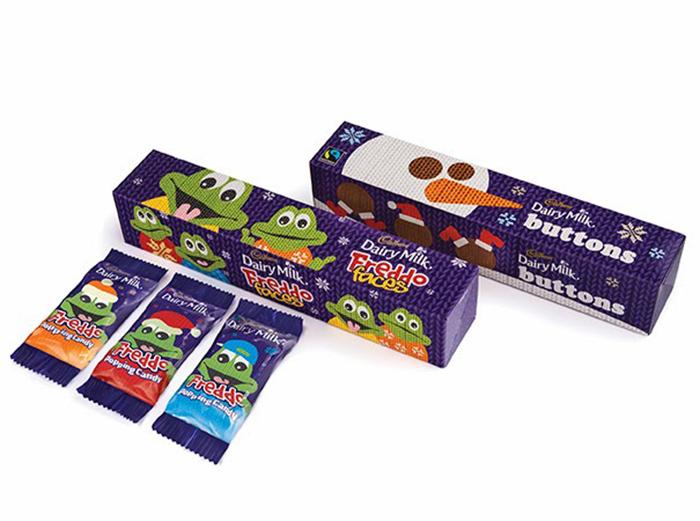 packaging strategy of cadbury