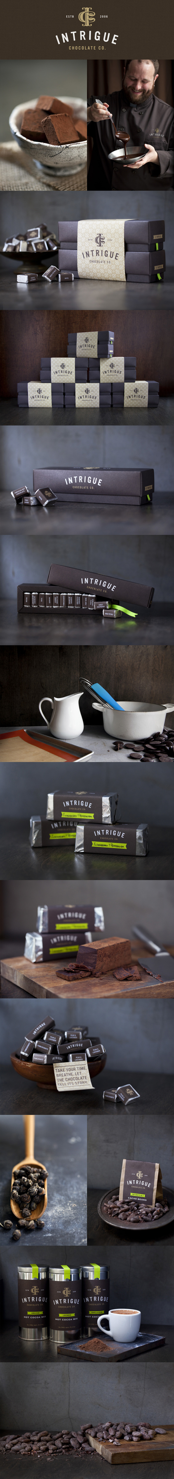 Intrigue Chocolate Co.