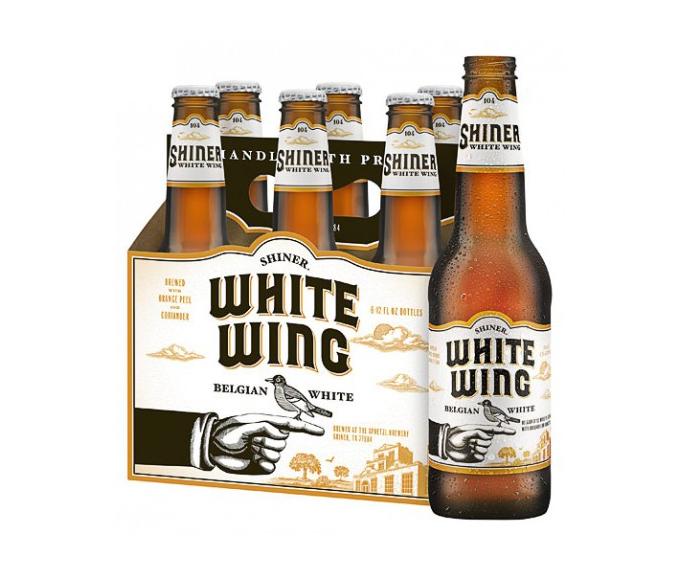 Shiner White Wing2