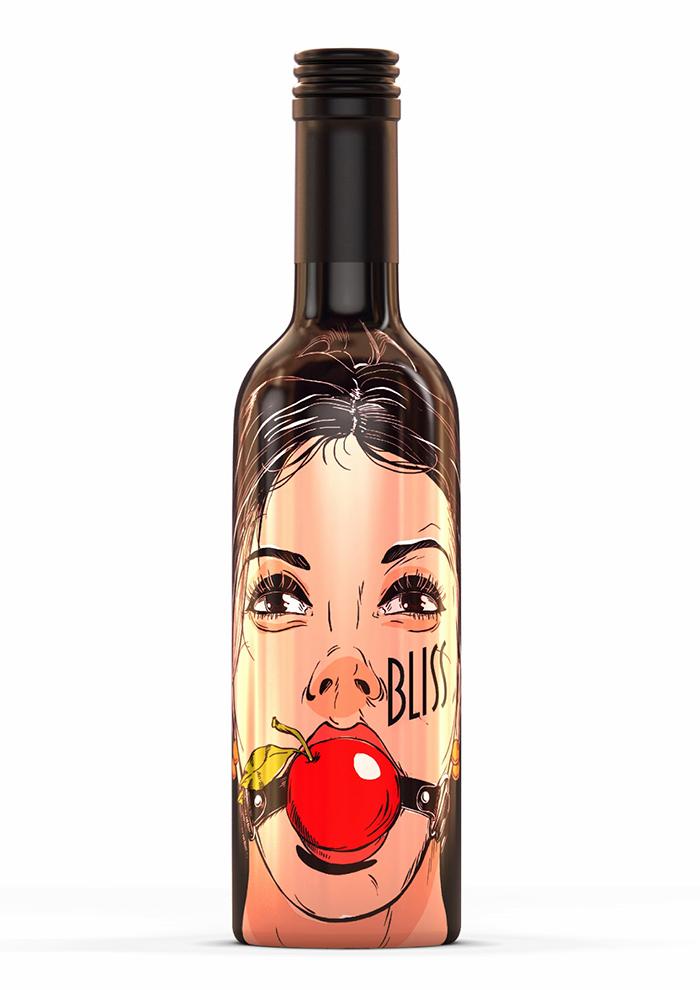 Bliss Fruit Wine2