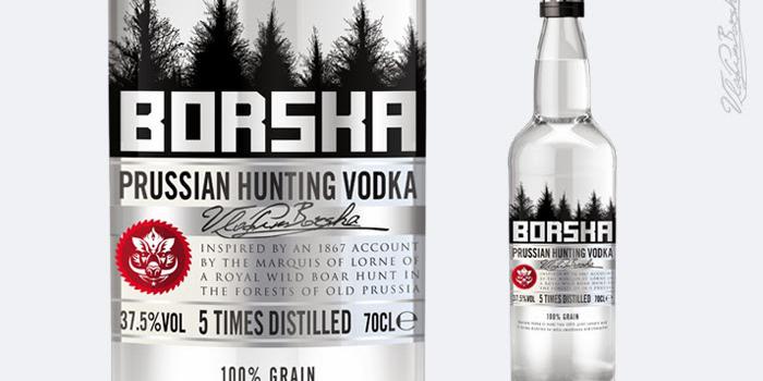 Borska Vodka
