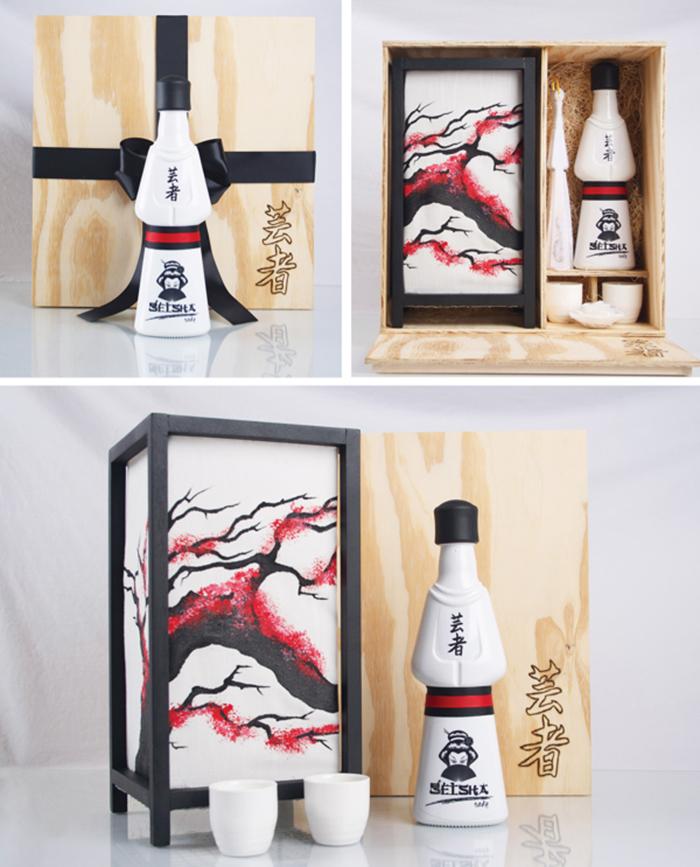 Geisha Sake4