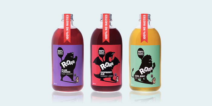Roar Cordials