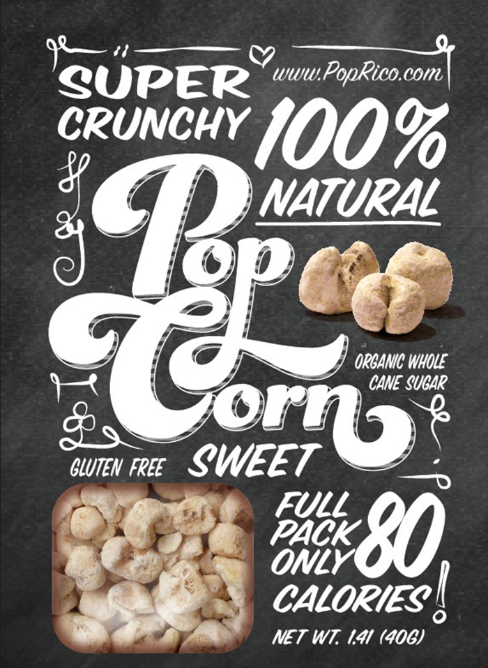 POP CORN Sweet4