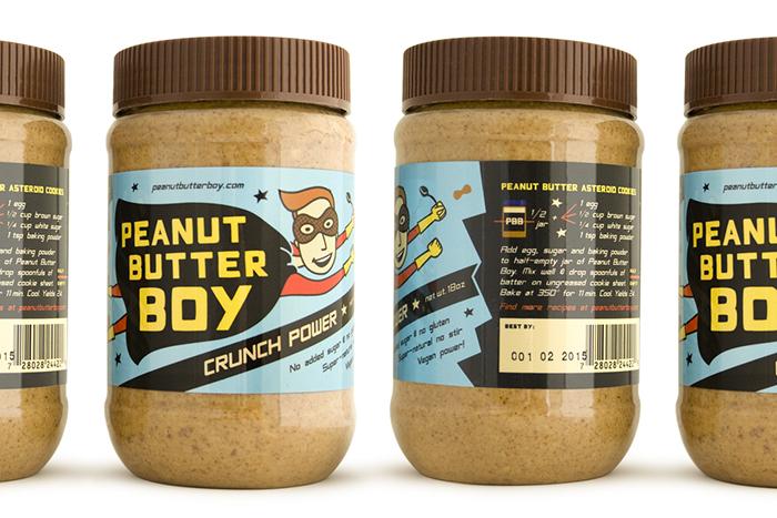 Peanut Butter Boy