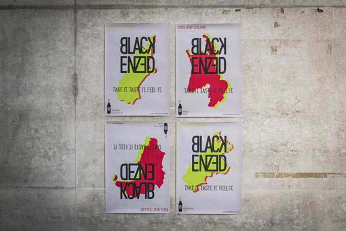 BLACK ENZED5