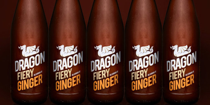 Dragon Fiery Ginger