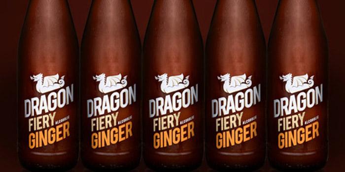 Dragon Fiery Ginger