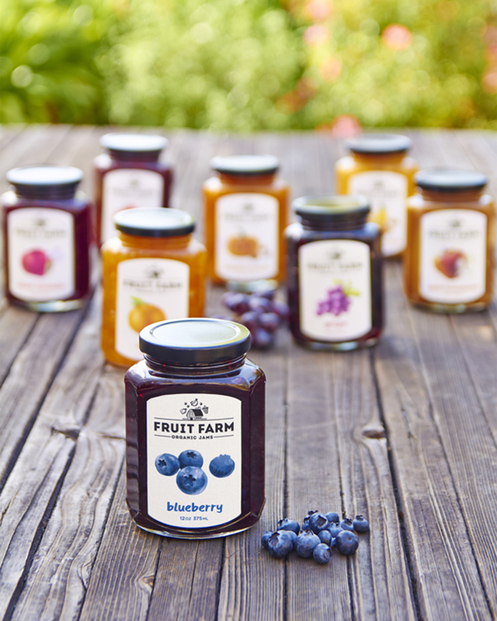 Fruit Farm Organic Jams12