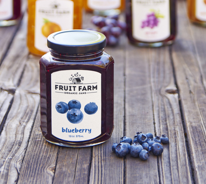 Fruit Farm Organic Jams13