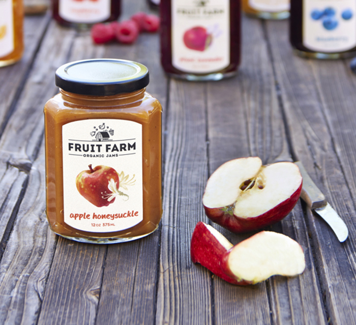 Fruit Farm Organic Jams15