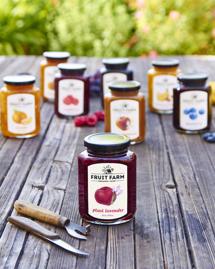 Fruit Farm Organic Jams16