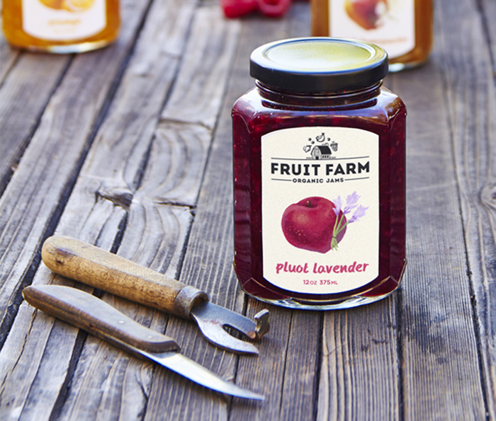 Fruit Farm Organic Jams17