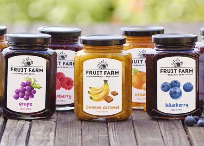 Fruit Farm Organic Jams20