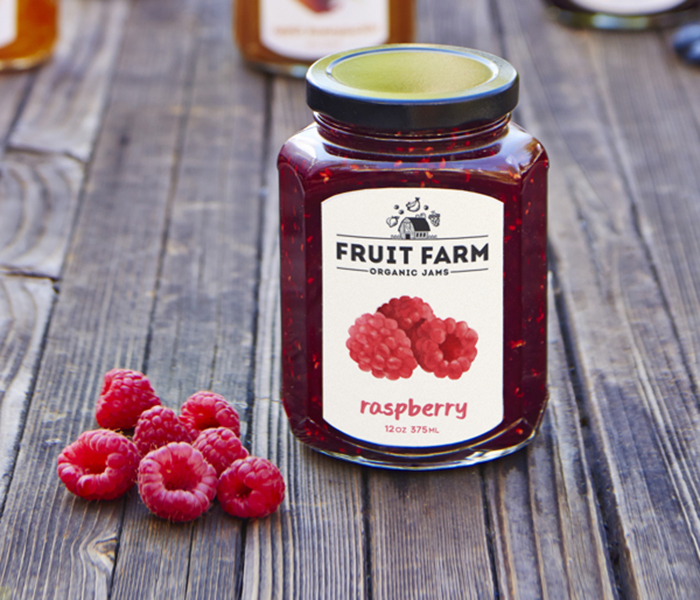Fruit Farm Organic Jams9