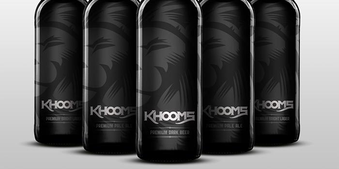 KHOOMS Premium Beer