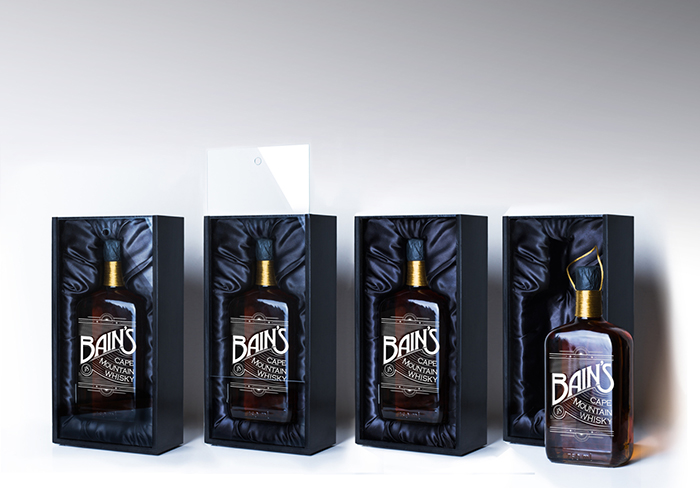 Bain 39 s cape mountain whisky daily package design for Bain s whisky