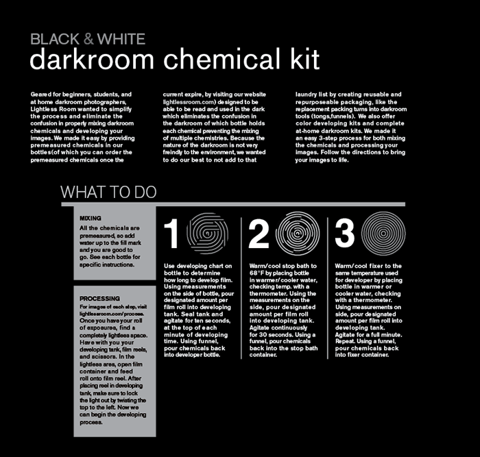 Darkroom Chemical Kit5