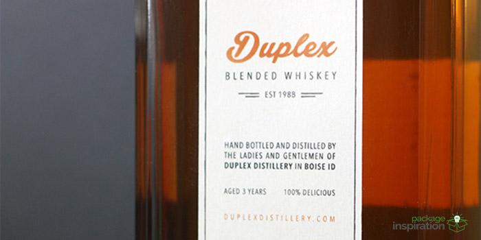 Duplex Whiskey