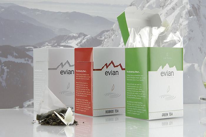 Evian Natural Tea3