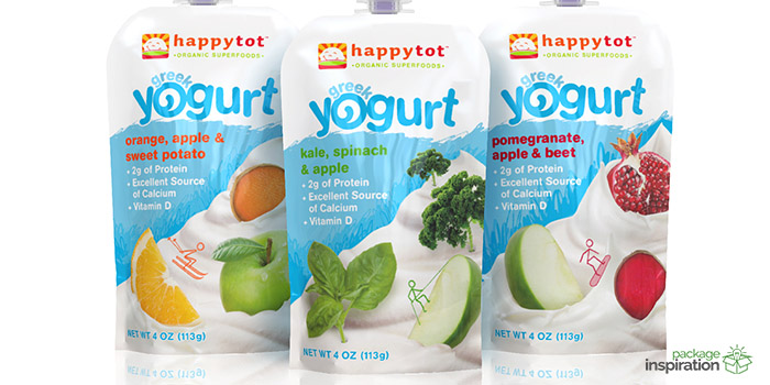 Happy Tot Greek Yogurt
