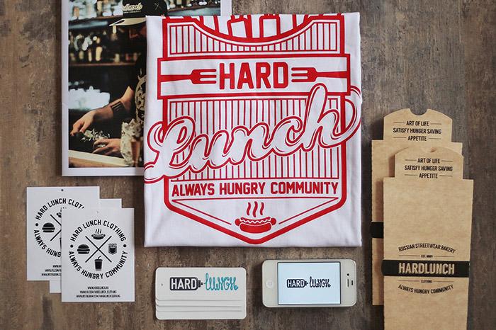Hard Lunch T-Shirt7