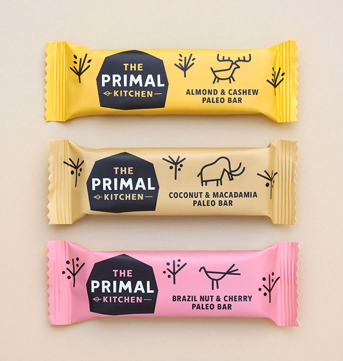 The Primal Kitchen - Daily Package Design InspirationDaily ...