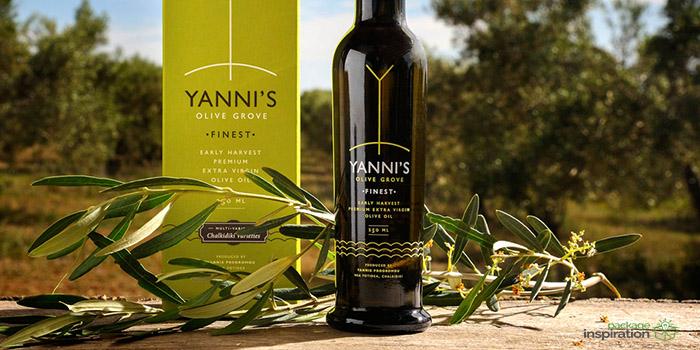 Yanni's Olive Grove