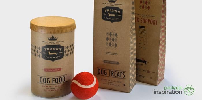 Frank's Dog Food