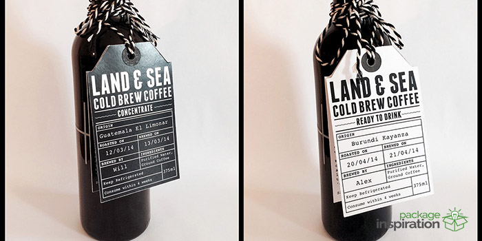 Land & Sea Cold Brew Coffee